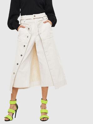 P-JORGE, Blanc - Pantalons