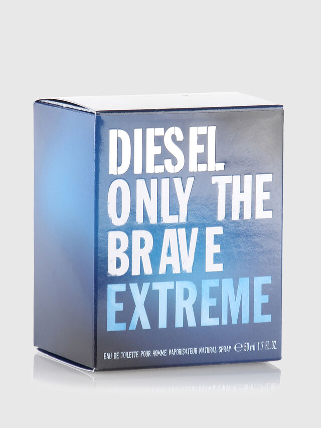 Diesel - ONLY THE BRAVE EXTREME 50ML, Bleu Foncé - Only The Brave - Image 3