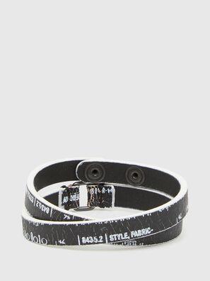 A-DERUB, Noir/Blanc - Bijoux et Gadgets