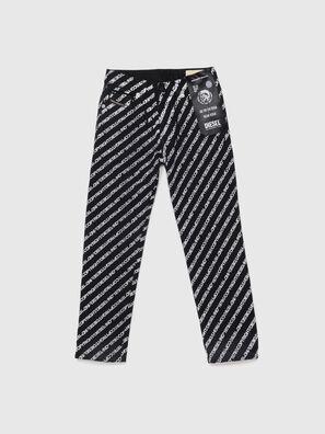 MHARKY-J, Noir/Gris foncé - Jeans