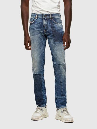 Diesel - D-Strukt 009NI, Bleu moyen - Jeans - Image 1