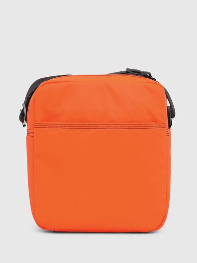 Diesel - DOUBLECROSS, Orange - Sacs en bandoulière - Image 2