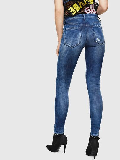 Diesel - Slandy 0090Q, Bleu moyen - Jeans - Image 2