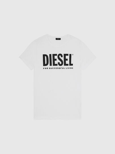 Diesel - T-SILY-WX, Blanc - T-Shirts - Image 1