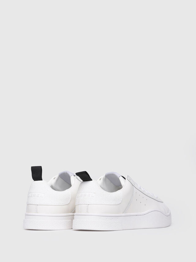 Diesel - S-CLEVER LOW W, Blanc - Baskets - Image 3