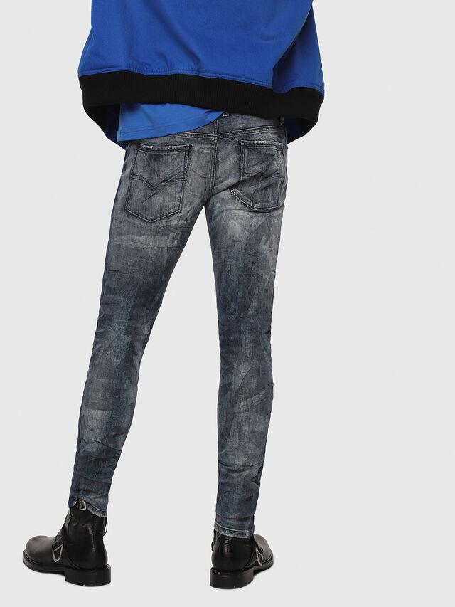 Diesel - Sleenker 069DH, Bleu moyen - Jeans - Image 2