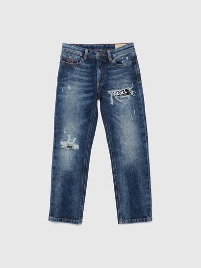 Diesel - REEN-J-N, Bleu moyen - Jeans - Image 1