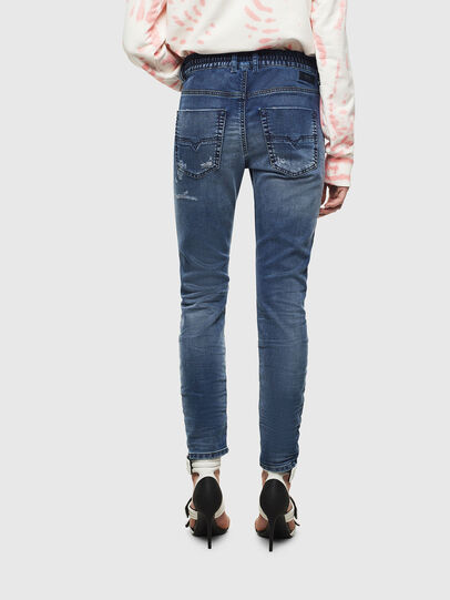 Diesel - Krailey JoggJeans 069LW, Bleu Foncé - Jeans - Image 2