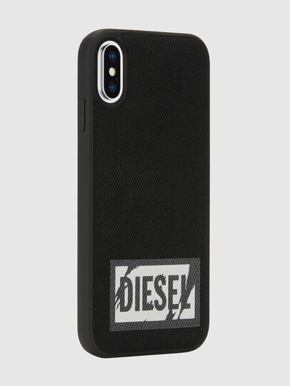 Diesel - BLACK DENIM IPHONE X CASE,  - Coques - Image 6