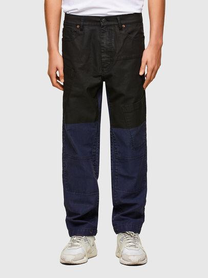 Diesel - D-Azerr JoggJeans® 0DDAY, Bleu Foncé - Jeans - Image 1