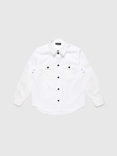 Diesel - CSKOSOV OVER, Blanc - Chemises - Image 1