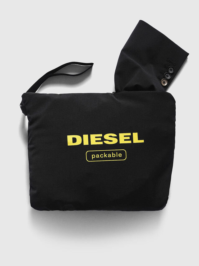 Diesel - J-MOSYER, Noir - Vestes - Image 3