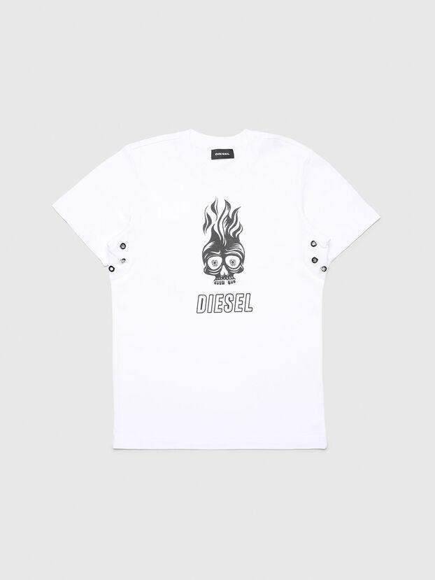 TUSILYWQ, Blanc - T-shirts et Hauts