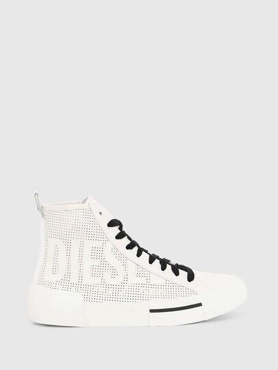 Diesel - S-DESE MID CUT W, Blanc - Baskets - Image 1