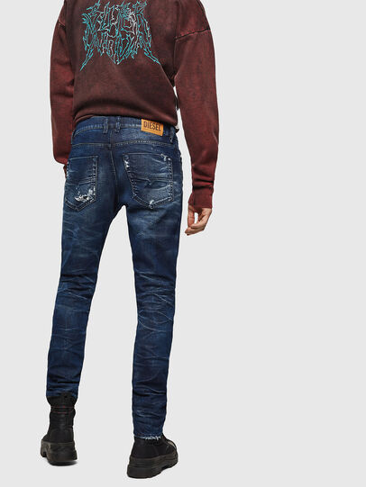 Diesel - Tepphar 084AM, Bleu Foncé - Jeans - Image 2