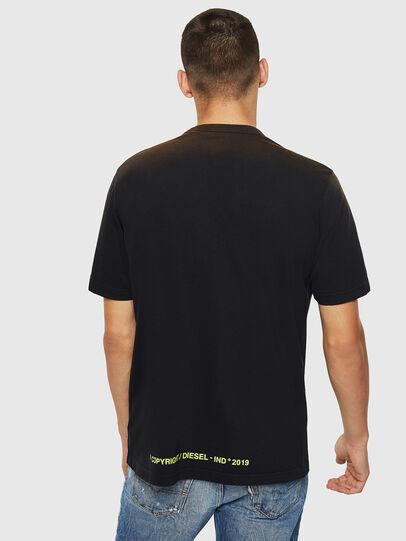 Diesel - T-DIKEL, Noir - T-Shirts - Image 2