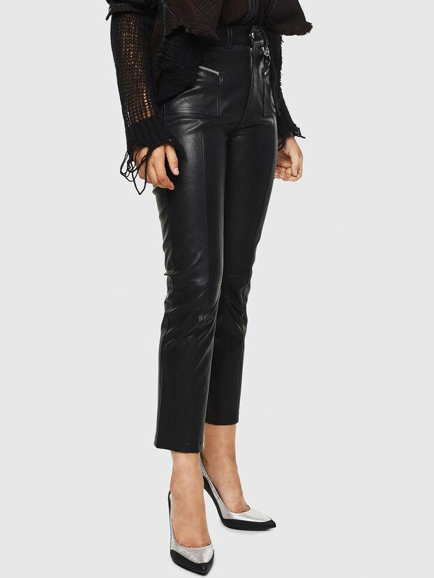L-NIKIA-A, Noir - Pantalons