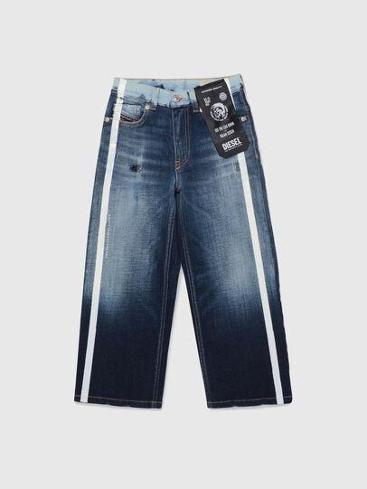 Diesel - WIDEE-J, Bleu moyen - Jeans - Image 1