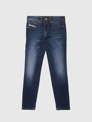 DHARY-J, Bleu Foncé - Jeans