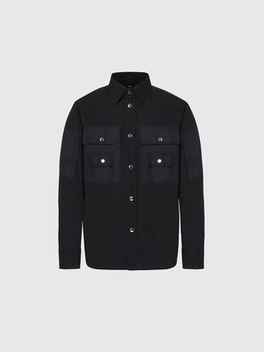 S-AUSTIN, Noir - Chemises