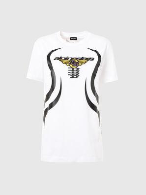 ASTARS-T-DIEGOS-A-FL, Blanc - T-Shirts