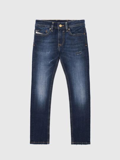 Diesel - SLEENKER-J-N, Bleu moyen - Jeans - Image 1
