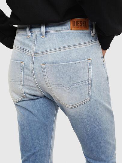 Diesel - Krailey JoggJeans 0099R, Bleu Clair - Jeans - Image 4