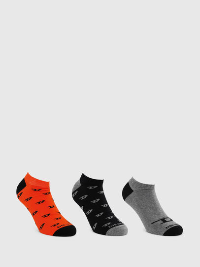 Diesel - SKM-GOST-THREEPACK,  - Chaussettes - Image 1