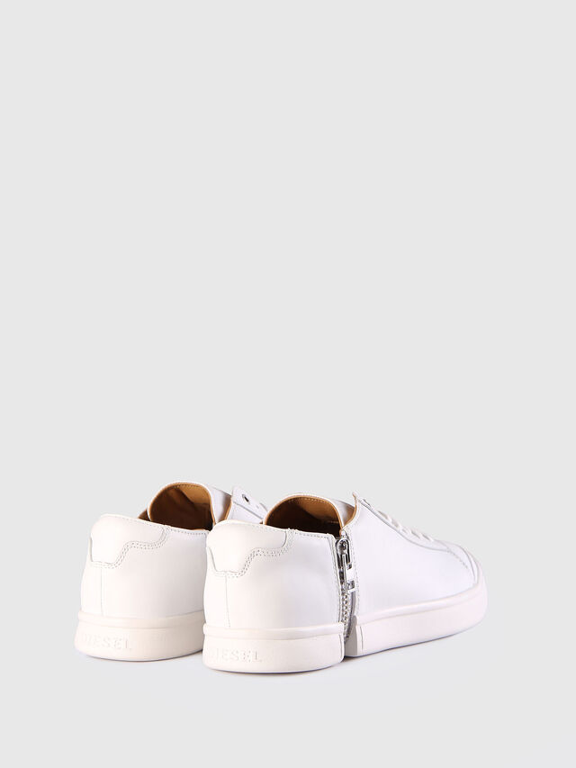 Diesel - S-NENTISH LOW, Blanc - Baskets - Image 3