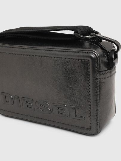 Diesel - ROSA' CNY, Gris argenté - Sacs en bandoulière - Image 6