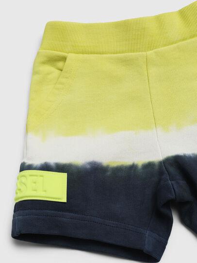 Diesel - PDEEPB, Bleu/Jaune - Shorts - Image 3