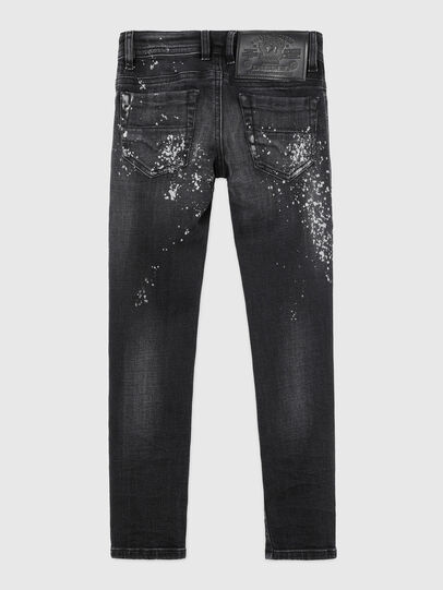 Diesel - THOMMER-J, Noir/Gris foncé - Jeans - Image 2