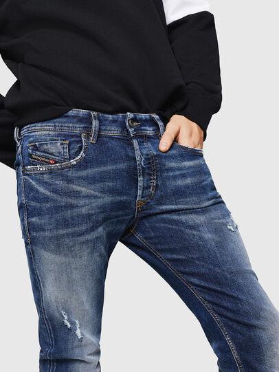 Diesel - Sleenker 069HQ, Bleu moyen - Jeans - Image 3