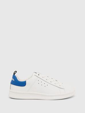 SN LOW LACE 11 FULL, Blanc/Bleu - Footwear