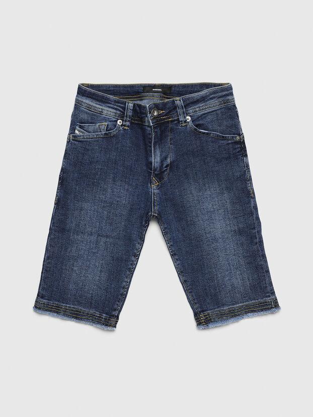 DARRON-R-J SH-N, Bleu moyen - Shorts