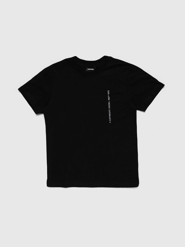TJUSTPOCKETCOPY, Noir - T-shirts et Hauts