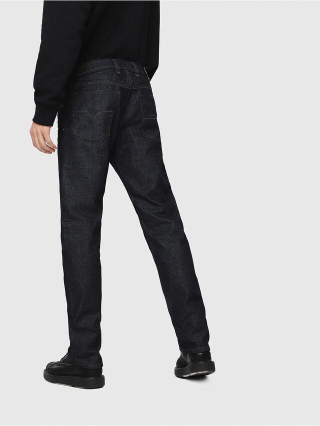 Diesel - Waykee 0088Z, Bleu Foncé - Jeans - Image 2