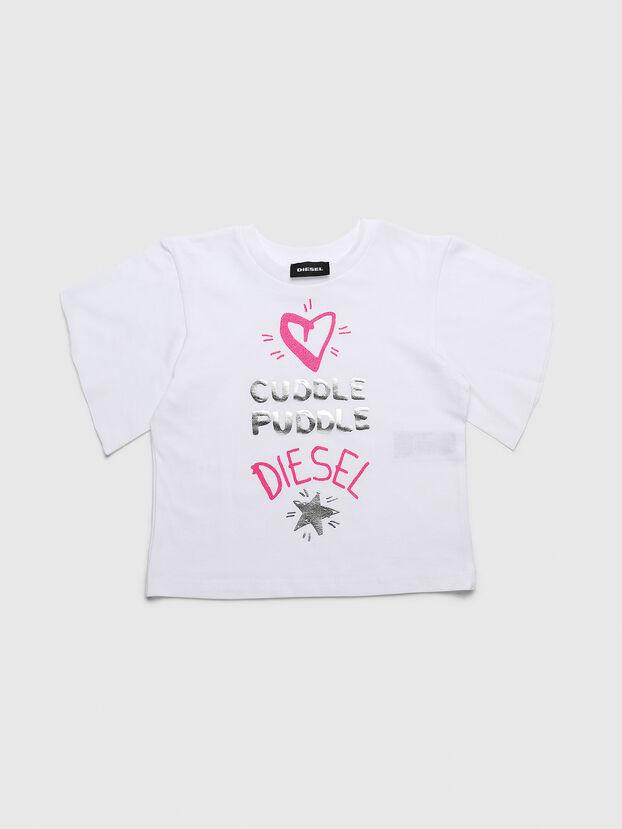 TUNGIB-R, Blanc - T-shirts et Hauts