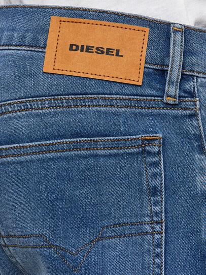 Diesel - D-Mihtry 009EK, Bleu Clair - Jeans - Image 4