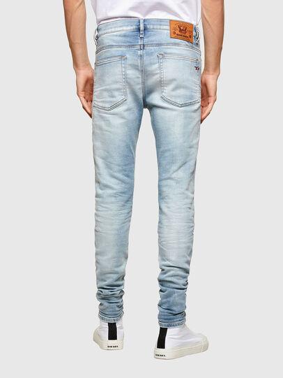 Diesel - D-Reeft JoggJeans® 069UC, Bleu Clair - Jeans - Image 2