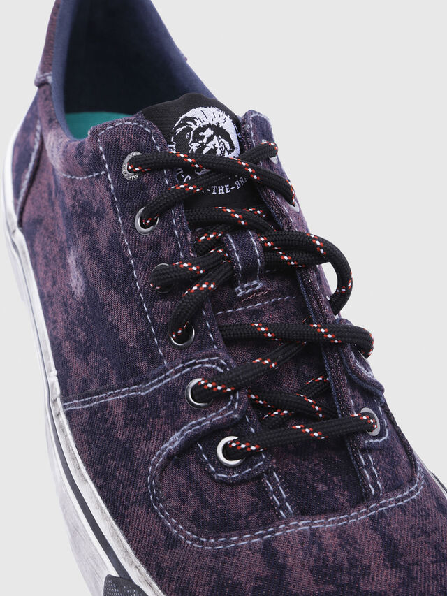 Diesel - S-FLIP LOW, Violet - Baskets - Image 4