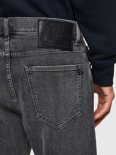 Diesel - D-Macs 09A23, Noir/Gris foncé - Jeans - Image 4