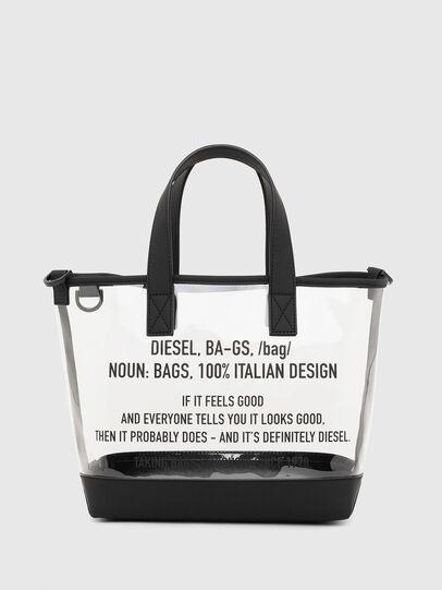 Diesel - PUMPKIE, Blanc - Cabas et Sacs d'Épaule - Image 1