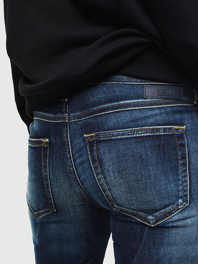 Diesel - Gracey JoggJeans 069JX, Bleu Foncé - Jeans - Image 3
