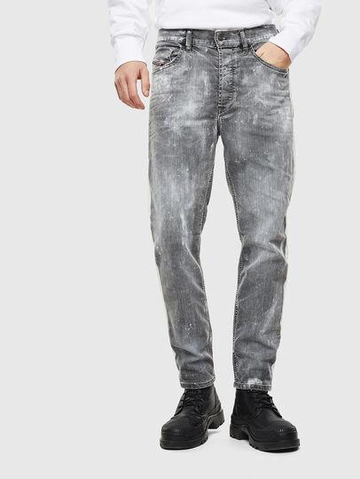 Diesel - D-Eetar 0094N, Gris Clair - Jeans - Image 1