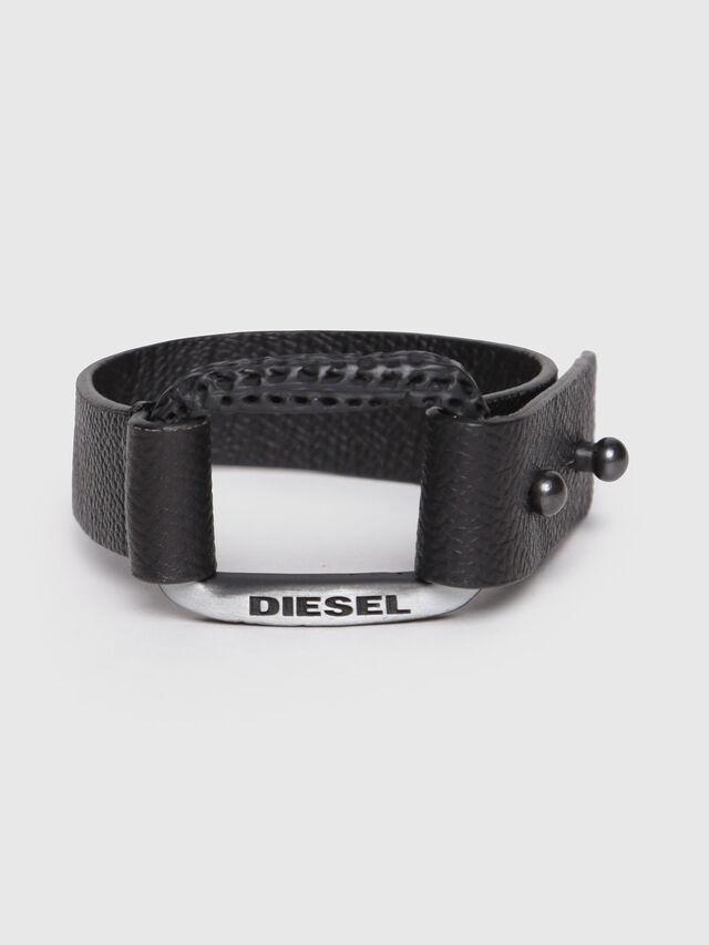 Diesel - A-HALF, Noir - Bijoux et Gadgets - Image 1