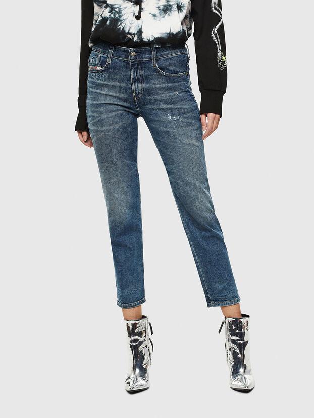 D-Rifty 0890Y, Bleu moyen - Jeans