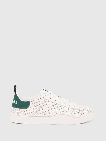 Diesel - S-CLEVER LOW LACE, Blanc - Baskets - Image 1