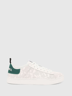 S-CLEVER LOW LACE, Blanc - Baskets
