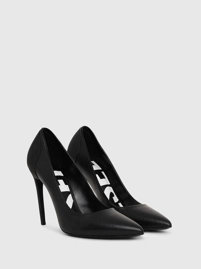 Diesel - D-SLANTY HH, Noir - Chaussures À Talon - Image 2